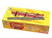 Cream egg cookies 260g Food confectionery