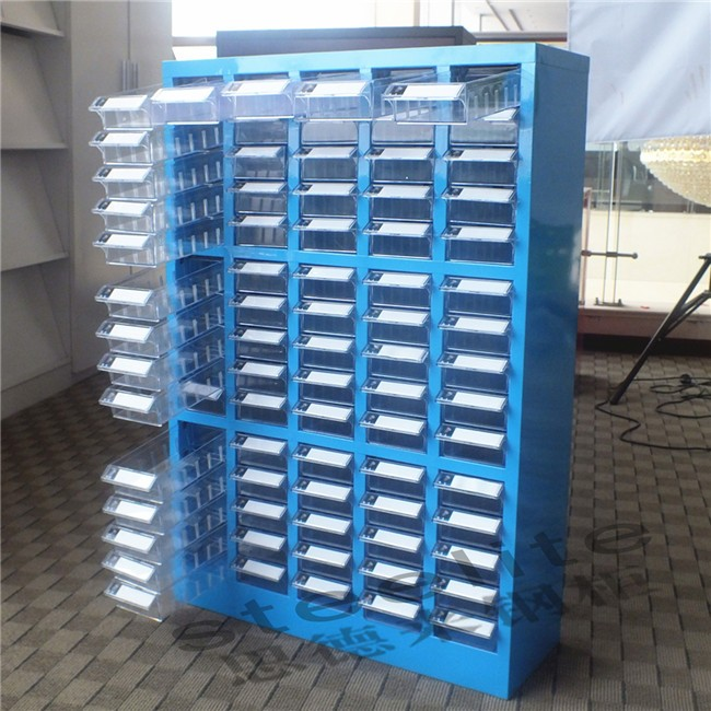 75 Drawers Small Plastic Drawer Parts Storage/spare Parts Cabinet