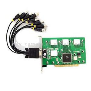 Video Capture Card (8-channel)