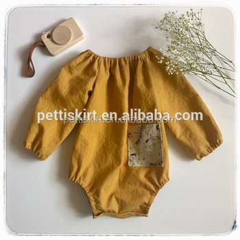 0b1eaa543 Newest Fashion Baby Boutique Clothes Infant Long Sleeve Jumpsuit ...