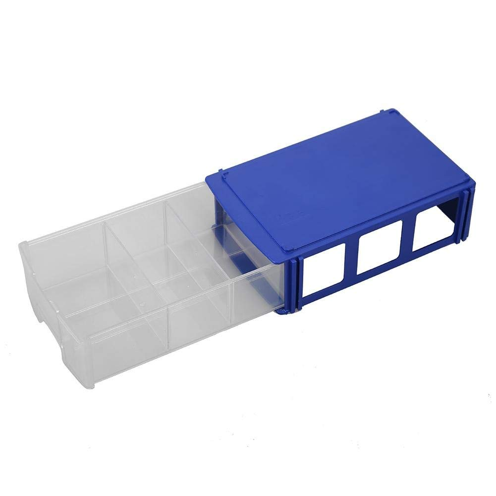 TTnight Plastic Drawer, Material Tool Storage Box Small Parts Holder