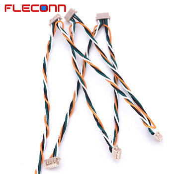 Hirose 6 Pin Connector 1.25mm Pitch Wiring Harness