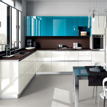 Amerikanischen Design Modulare Küchenschrank/acryl Indische Küche ...