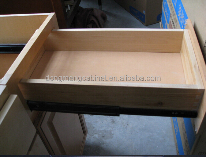 Amercia Style,Solid Wood Door,Plywood Carcass Or Melamine Mdf ...