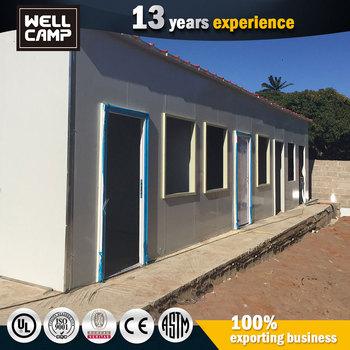 Cheap Casas Prefabricadas Precios 100 Square Meter House Modular