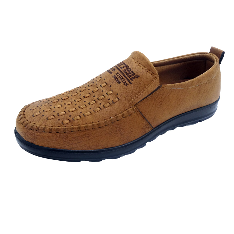 2017 competitive price walking online casual formal shoes for men