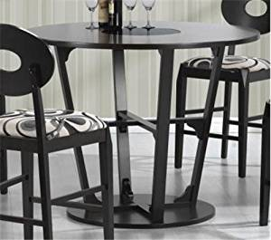 Coaster Home Furnishings Contemporary Counter Height Table Cuccino