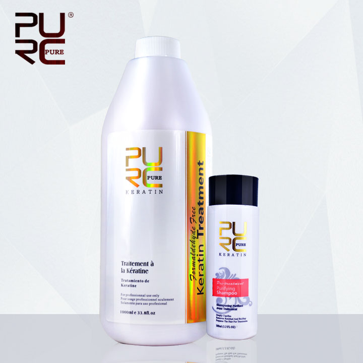 Keratin hair treatment brands without formaldehyde