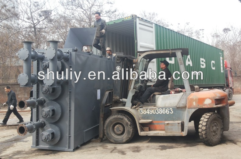 non smoke continuous Sawdust wood Carbonization Furnace to Charcoal Powder/rice husk carbonization stove008615838061730