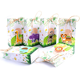Baby shower party decorations animal pattern kraft food package bag