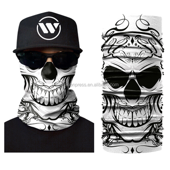 Factory Custom Printed Flying Tube Multifunctional Headwear Bandana Malaysia d4a3785eee1