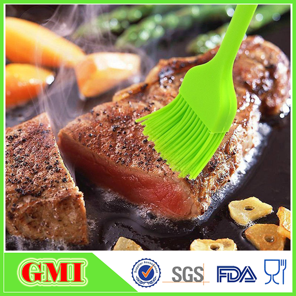 Promotion Gift Eco-Friendly Cheap BBQ Silicone Oil Brush