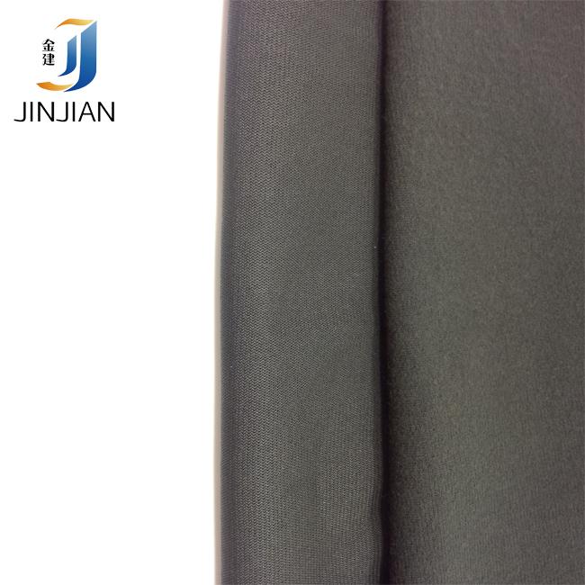 cotton imitating velvet <strong>thick</strong> knit fabric wholesale wool nylon stretch fabric