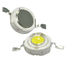 CE RoHS Bridgelux 3w High Power LED LM-80 CRI80 200-260lm 3 Years Warranty