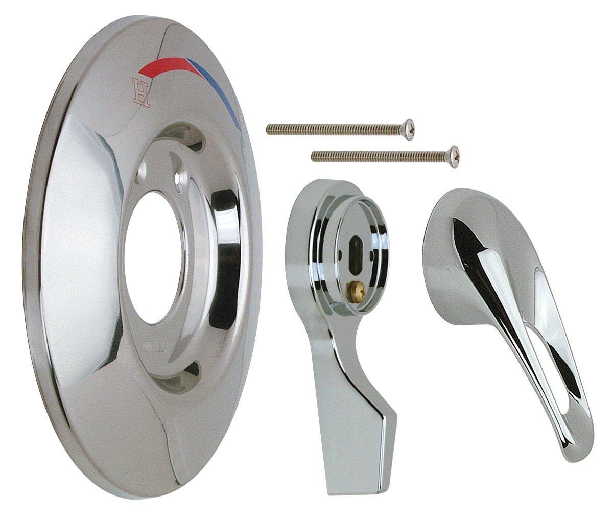 BrassCraft Mfg Mixet #MTR-9 HH Single Handle Tub and Shower Trim Kit - Chrome