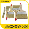 High Quality Natural Bristle Paint Brushes