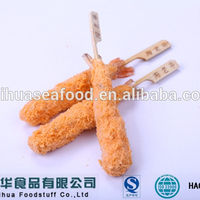 Popcorn Shrimp Breaded Shrimp IQF Frozen Seafood