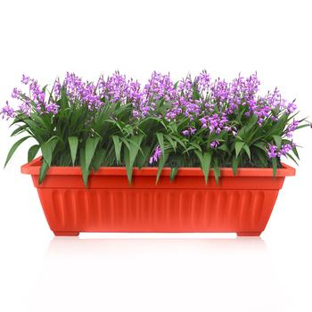 225 & Rectangle Balcony Plastic Flower Pot Large Outdoor Plant Pot - Buy Rectangle Balcony Plastic Flower PotFlower PotLarge Outdoor Plant Pot Product on ...