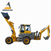 7tons high performance backhoe articulated backhoe loader with best price