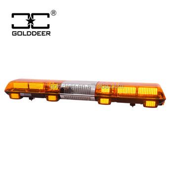 Emergency Vehicles Amber Led Strobe
