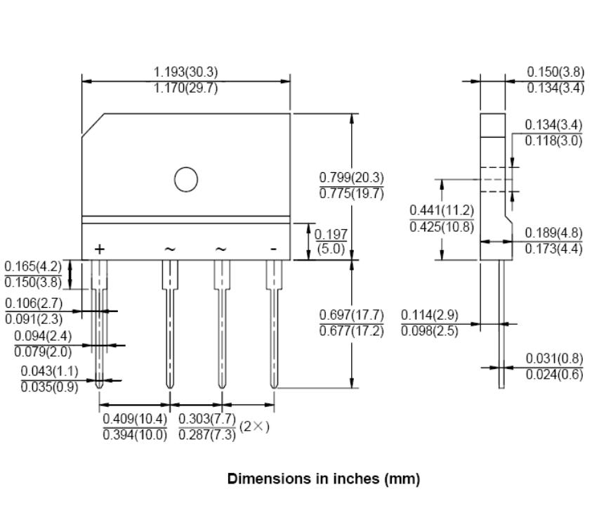 Схема включения an6610