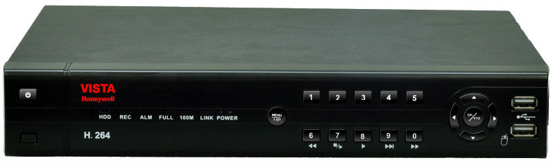 Honeywell Black Eco Cif Dvr