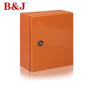 B&J Metal Enclosure Outdoor Electrical Distribution Board Panel Boxes