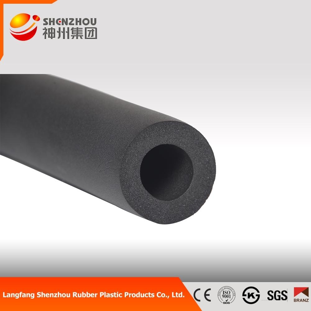 Rubber Foam Insulation Protective Rubber Foam Tube Padding