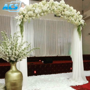 10x10 Dressing Room Kits Aluminum Backdrop Stand Wedding