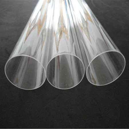 Clear Thick Plastic Tube Clear Thick Polycarbonate Tube