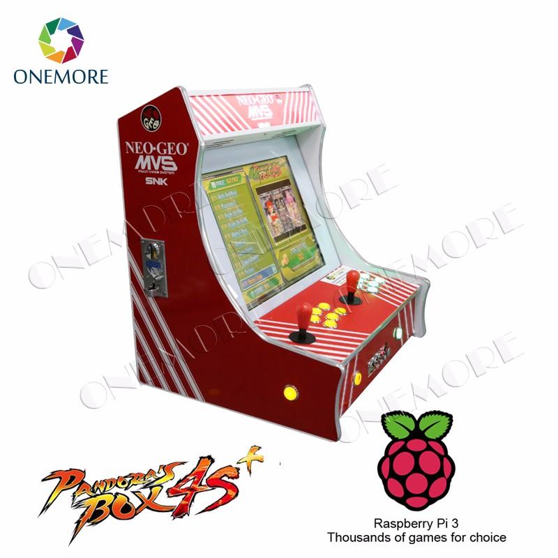 Hot Sale Raspberry Pi3 Game Bartop/cheap Bartop Arcade/mini Arcade Game  Machine - Buy Mini Arcade Game Machine,Cheap Bartop Arcade,Raspberry Pi3