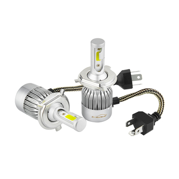 Auto Lighting System Led Bulbs Auto Car Light Headlight C6 Led H4