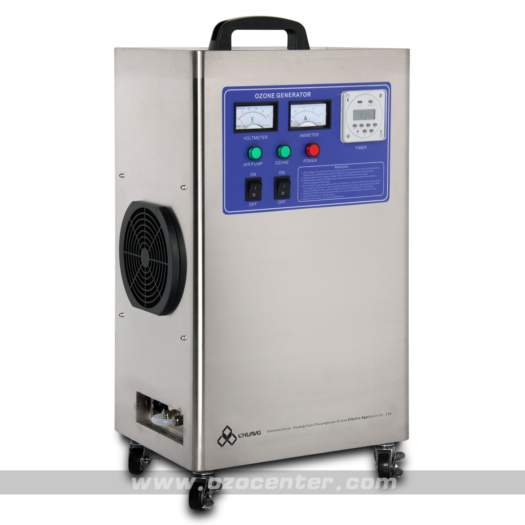 Netech Automatic Air dryer for ozone generator
