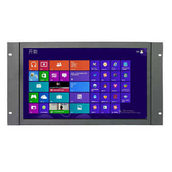 ATM industrial open frame wide 17 inch 16:9 high resolution lcd monitor