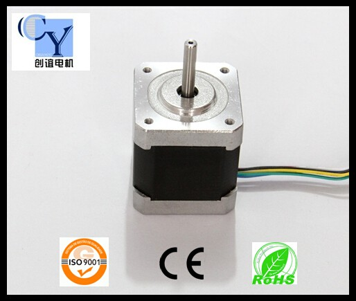 NEMA17 BIPOLAR STEPPER MOTOR 76 oz-in for 3D Printer