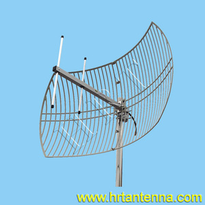 1500MHz 20dBi Outdoor Directional Point To Point Grid Dish Antenna Parabolic Antenna TDJ-1500HST20