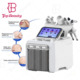 Top Beauty Hydra water Dermabrasion with RF oxygen spray Spa Facial Machine/Hydro Microdermabrasion