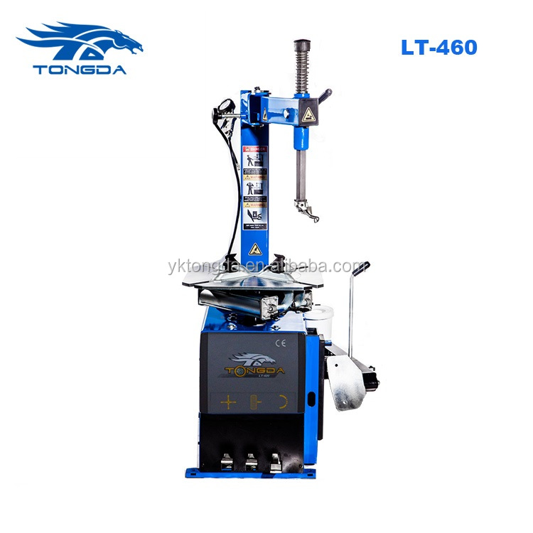 car hot sale CE approved car Tire Changer/ tyre service/changing machine LT460