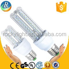 9W 3U led energy saving lamp