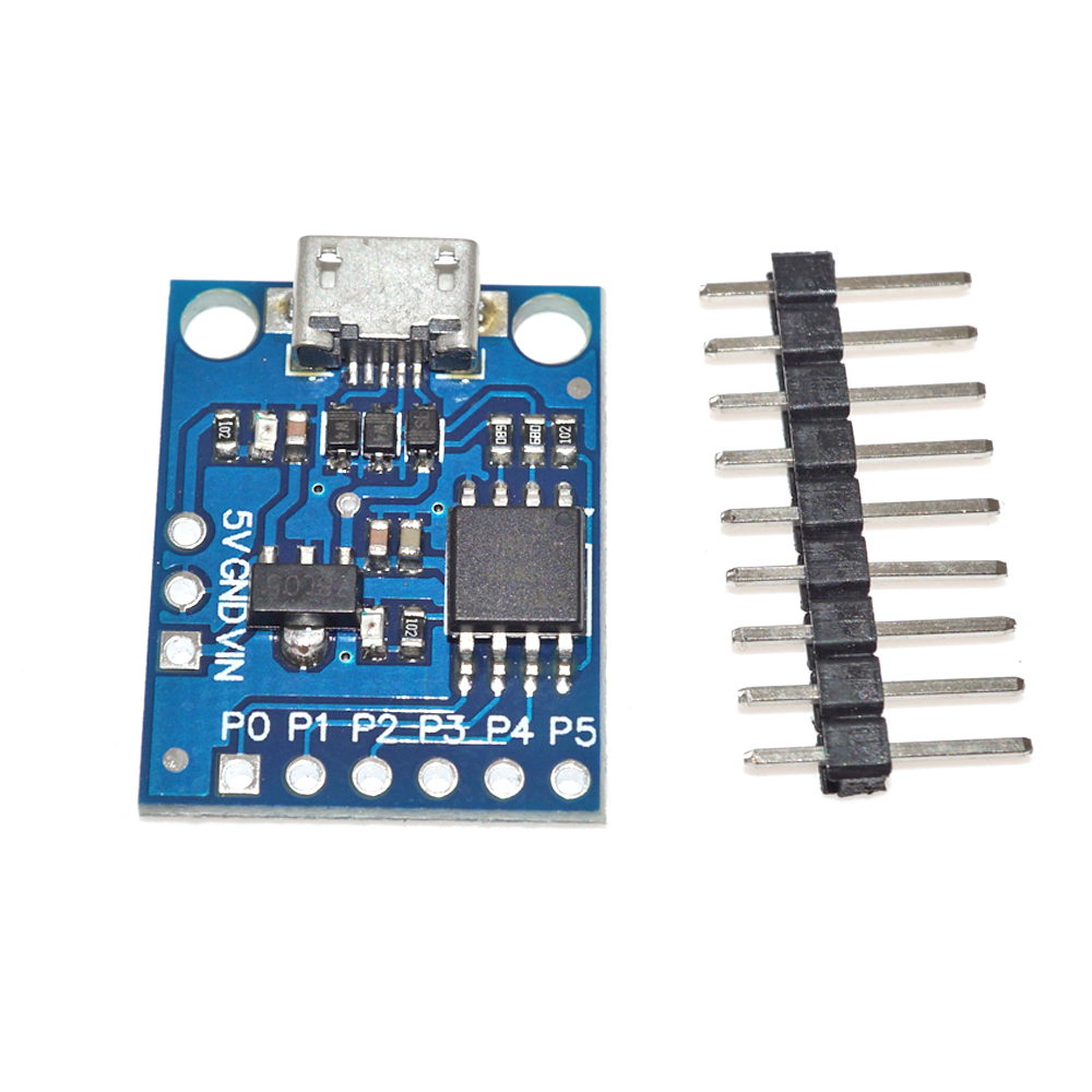 Digispark Kickstarter Attiny85 USB Development Board free sample