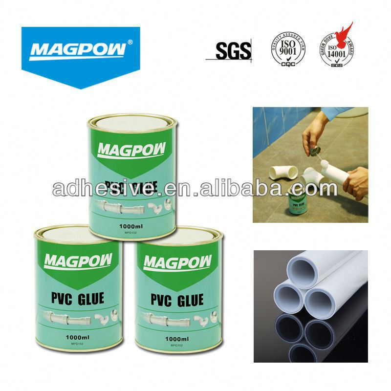 China How To Aluminium Glue For Pvc Plumbing Aluminum
