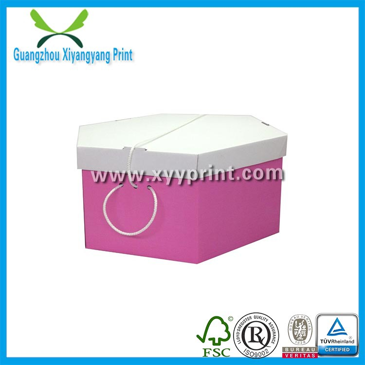 Custom Printed Round Hat box Wholesale Bulk Buy From China