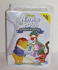 Disney Winnie the Pooh Seasons of Giving McDonalds Happy Meal Figurine Toy - Eeyore by Disney