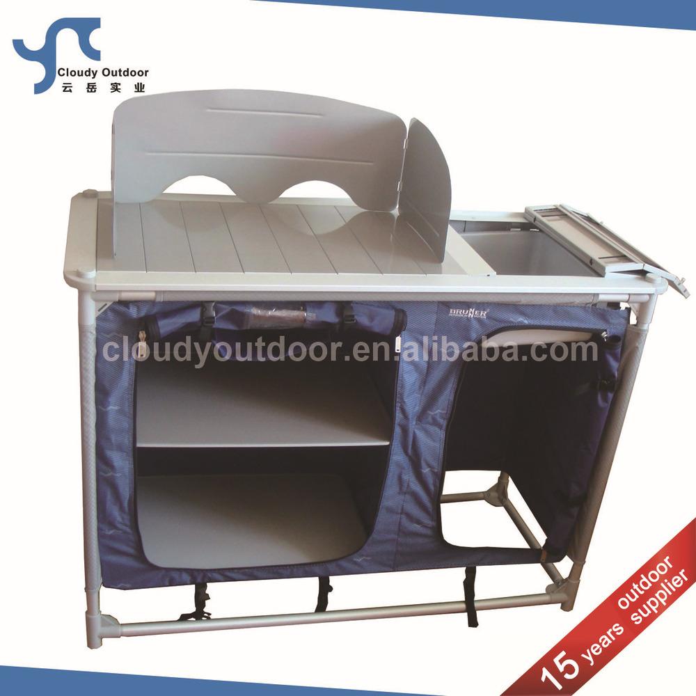 Outdoor-faltung Küchenschrank Für Camping - Buy Product on Alibaba.com