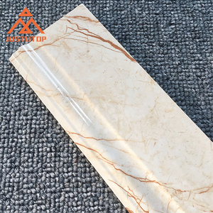 2019 series marble pvc floor skirting