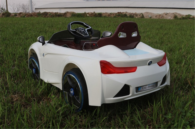 Two Motors Ride On Toy Cars Remote Control Battery Operated Ride On Car For Kids
