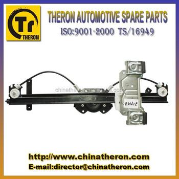 Power Window Regulator Assembly Gm Chevrolet Spin Front 4door 2012