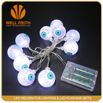 halloween eye lightsbattery operated halloween lights with led light up