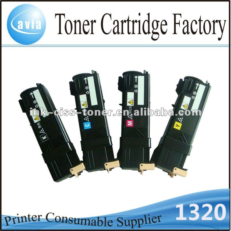Compatible Dell 1320 toner cartridge spare parts
