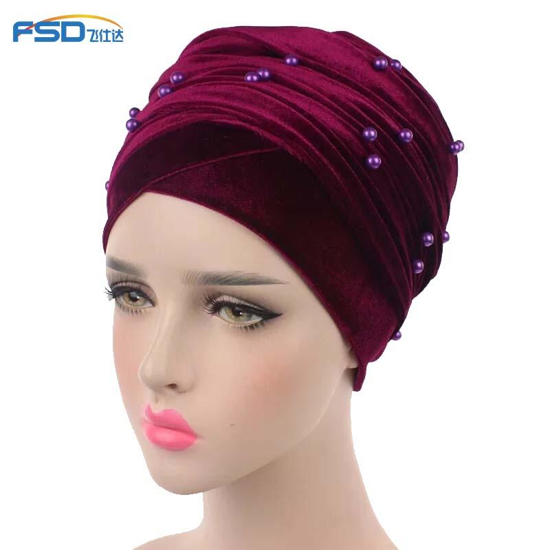 Nuove donne di modo musulmano testa cilindrica con una buona traspirabilità
